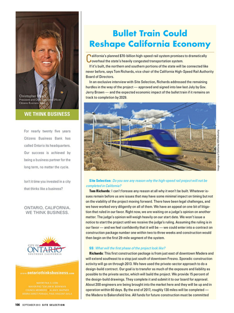 Site Selection September 2013   Friday Newsfeed   Scoop.it
