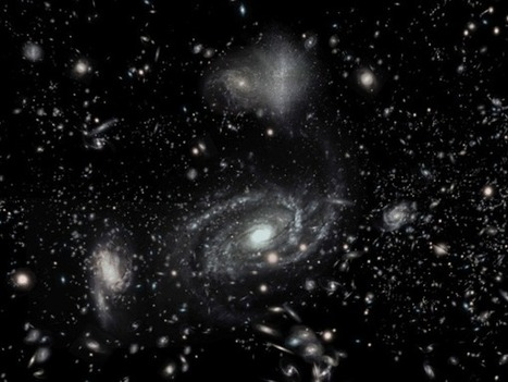 """Is the Higgs Boson the Source of Dark Energy? New Theory Says """"Yes""""   Astronomy   Scoop.it"""