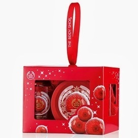 Mini Holiday Gift Sets for Beauty and Makeup Lovers from The BodyShop | Holiday Makeup | Scoop.it