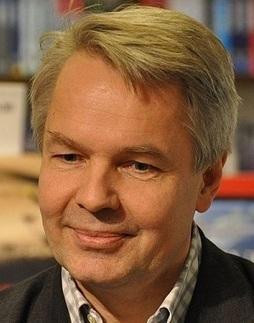 Gay presidential candidate through first-round Finnish vote   Finland   Scoop.it