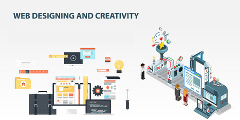 How Do Web Designers Use Creativity To Build Remarkable Websites? - Jain Technosoft | Web Designing Company Bangalore | Scoop.it