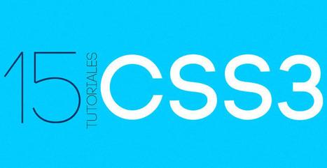 15 Tutoriales CSS3 para mejorar tus paginas web - Frogx.Three | Recursos Gráficos | Scoop.it