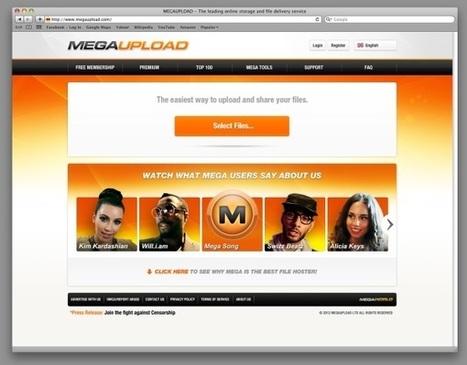 Zamknęli serwis internetowy za łamanie praw autorskich | Przestrzeganie praw autorskich w Internecie | Scoop.it