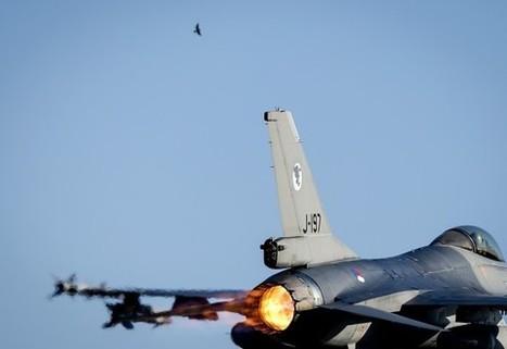 Nederlandse F-16's ingezet bij bevrijding yezidi's | ISIS | Scoop.it