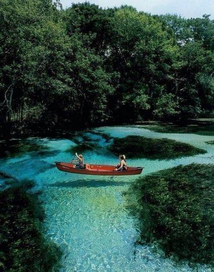 "Twitter / NatGeoPaisajes: Eslovenia: el agua es tan clara ... | Proyecto ""Agua"" | Scoop.it"