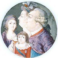 Louis XVI et sa famille - L'Histoire par l'image | GenealoNet | Scoop.it