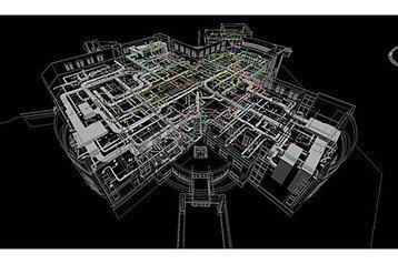 Scanning Firm Fast-Tracks Hospital 3D BIM Creation - POB | BIM | Scoop.it