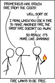 xkcd: Prometheus | Randoms | Scoop.it