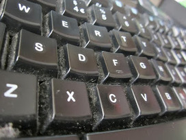 How Dirty is Your Keyboard? | Tips And Tricks For Pc, Mobile, Blogging, SEO, Earning online, etc... | Scoop.it