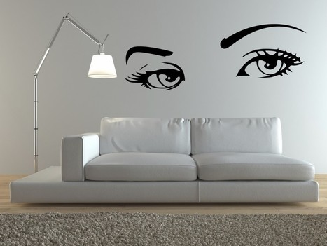 Custom Wall Stickers and Decals: A Great Way to Express   Online Shopping Products   Scoop.it