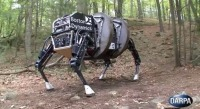 DARPA's AlphaDog Tracks Humans | Robots and Robotics | Scoop.it