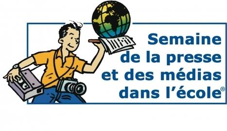 25ème Semaine de la presse et des médias dans l'École® | Veille CDI | Scoop.it