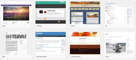 25 Thèmes WordPress Gratuits | WordPress France | Scoop.it