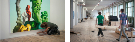 Dedalus Foundation & Industry City's Hurricane Sandy Exhibit Opens 10/20 - Broadway World | Social Art Practices | Scoop.it