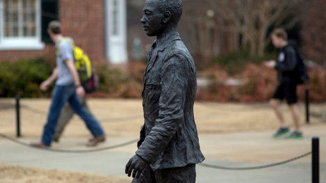 Racist Episodes Continue to Stir Ole Miss Campus | Colorful Prism Of Racism | Scoop.it