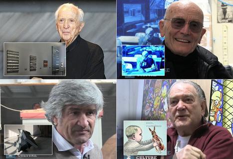 «Dans l'atelier de...», la compilation   Le Mac LYON dans la presse   Scoop.it