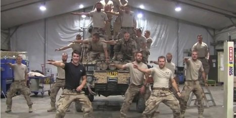 Swedish Marines Do Amazing 'Greased Lightning' | LizaJane's Libraries | Scoop.it