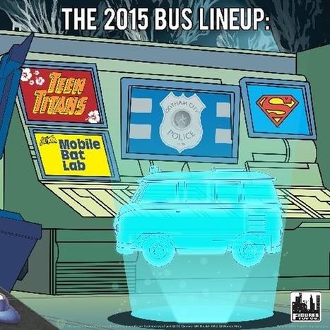 Mego World's Greatest Superheroes vans hit the road again | Comic Book Trends | Scoop.it