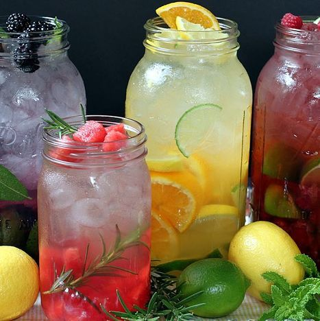 Naturally Flavored Water | Health and Nutrition | Scoop.it