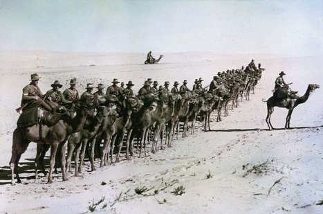 Century of Violence: What World War I Did to the Middle East - SPIEGEL ONLINE   Advance Placement Human Geography   Scoop.it