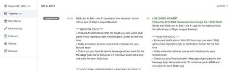 MLB.com At Bat Scores With Its Mobile Strategy   Mobile - Publishing, Marketing, Advertising   Scoop.it