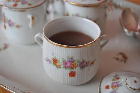 Crème au chocolat de grand mère | A table ! | Scoop.it