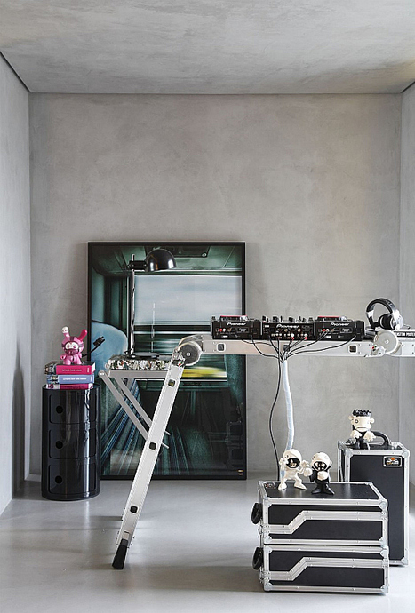 Home Studio Workspaces for Different Lifestyles | Home & Office Styling | Scoop.it