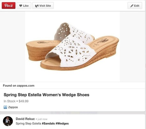 The Definitive Guide To Pinterest For E-Commerce | The Style Of Fashion & E-Commerce | Scoop.it