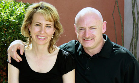 Gabrielle Giffords plans to attend husband's shuttle launch   World news   guardian.co.uk   NASA TweetUp   Scoop.it