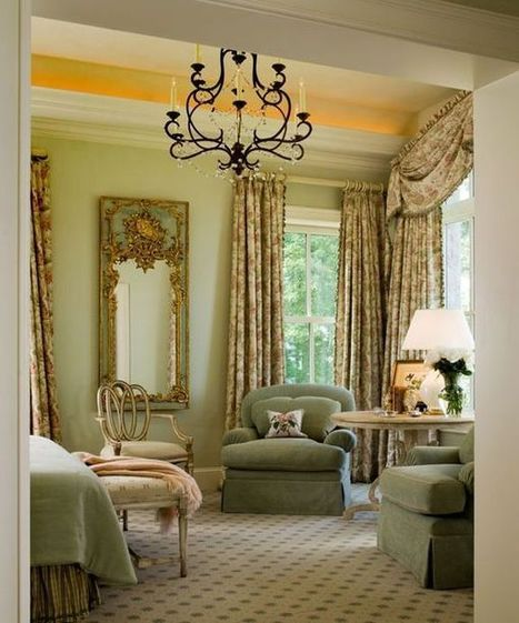Decorating A Mint Green Bedroom: Ideas & Inspiration   Designing Interiors   Scoop.it