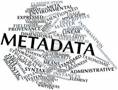 El mundo de los metadatos aplicados a las bibli... | Ciencias de la Documentacion | Scoop.it