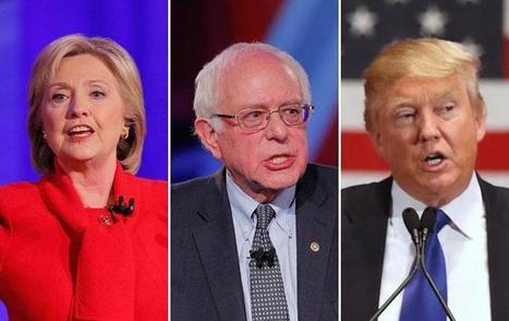 Should a Sanders supporter vote for Hillary if she wins the nomination ? ~ FreBlogg | Tech | Scoop.it
