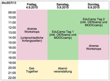Einladung zum OERcamp 2015 in Berlin! | Superposition | Scoop.it