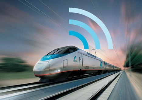 Amtrak to finally launch free WiFi for regional trains on October 1st? | All Geeks | Scoop.it