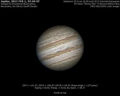 "Night sky trio: Full ""snow"" moon, Jupiter, and International Space Station TONIGHT - Washington Post (blog) | Space | Scoop.it"
