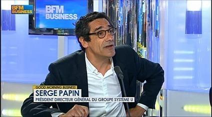 Serge papin sur BFM Business : nous rentrons dans l'ère du ''Click & Bouclard'' ! | M-CRM & Mobile to store | Scoop.it