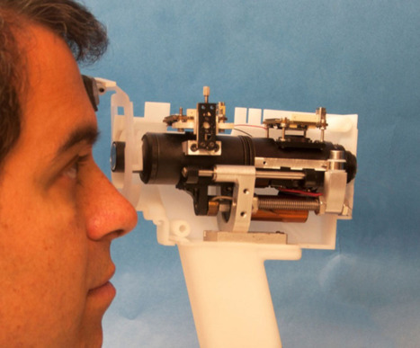 Serial entrepreneur's noninvasive device uses eye to measure intracranial pressure | Darling Medical Devices | Scoop.it
