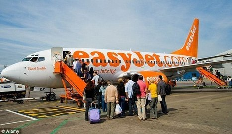 Easyjet fined for not flying handicapped people   Turismo Inclusivo   Scoop.it