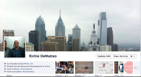 New Facebook Cover Photo Provides Creative Options for Job Seekers | the modern jobseeker | Scoop.it