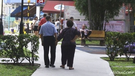 Most elderly Singaporeans have 'positive outlook' on ageing | Healthy society | Scoop.it