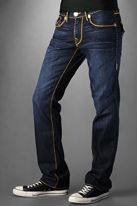 discount True Religion Jeans Men's Ricky Super T Black Jack Dark No Rips Cheap free shipping | Glistening Fashion Online Outlet_wholesaletruereligion.us | Scoop.it