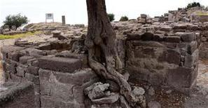 Ancient inn complex unearthed in Assos | LVDVS CHIRONIS 3.0 | Scoop.it