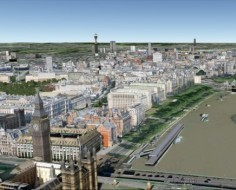London In 3D With Google Earth [Video] @PSFK | Retail | Scoop.it