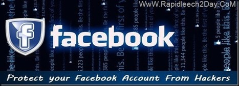 How to Protect your Facebook Account From Hackers Using Trusted Contacts   Rapidleech2day   Scoop.it