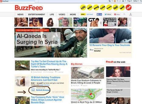 """Le """"native advertising"""", nouvelle arme publicitaire   e par ci, e par là...   Scoop.it"""