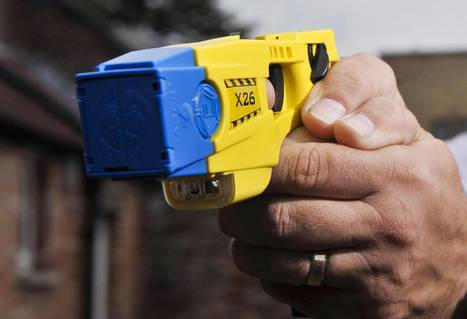 London crime gangs turning to stun guns bought on internet for as little as £60 | The Indigenous Uprising of the British Isles | Scoop.it