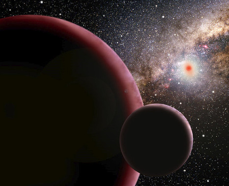 Milky Way Crammed With 100 Billion Alien Worlds?   Beyond the cave wall   Scoop.it