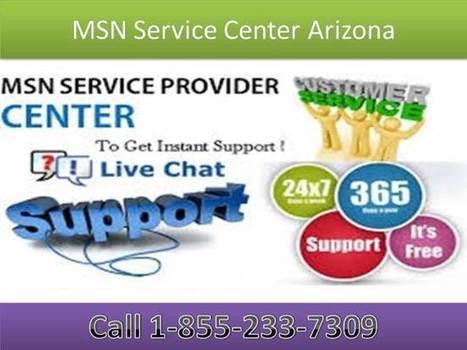 1-855-233-7309 Msn Support Number Arizona | Outlook Password Recovery | Scoop.it