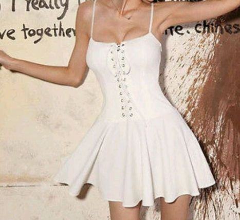 New Sexy Women Summer Casual Sleeveless Party Evening Cocktail Short Mini Dress | contemporary fashion design | Scoop.it