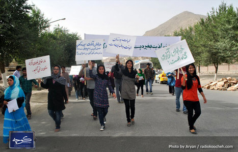 Interview with Organizer of Afghanistan Anti-Street Harassment March | Gender issues | Scoop.it